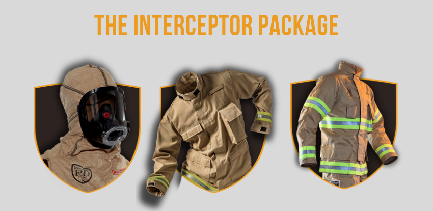 THE INTERCEPTOR PACKAGE MAY ALREADY BE IN YOUR BUDGET