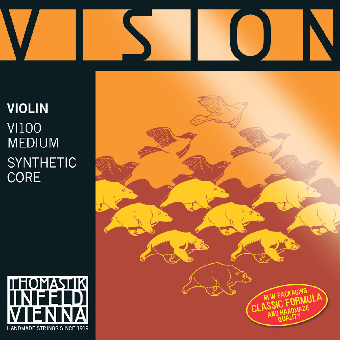 Vision Thomastik Strings