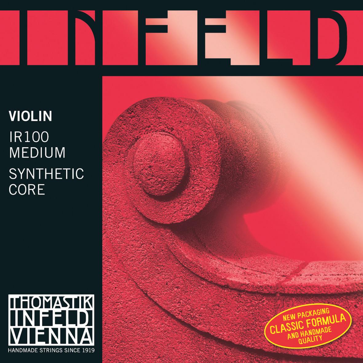 Infeld Red Thomastik Strings