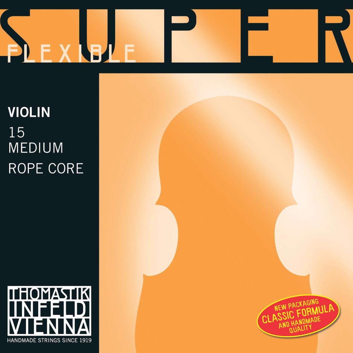 SuperFlexible Thomastik Infeld Strings