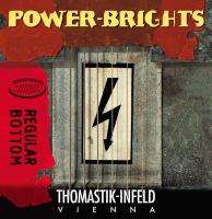 Power-Brights Regular bottom Electric Guitar Thomastik Infeld Strings