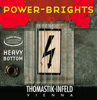 Power-Brights Heavy Bottom Electric Guitar Thomastik Infeld Strings