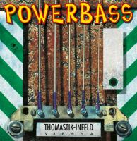 Powerbass Bass Guitar Thomastik Infeld Strings