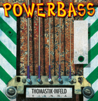 Powerbass Bass Guitar Thomastik Infeld Strings