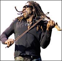 Boyd Tinsley Playing Violin