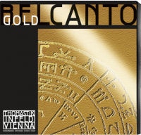 Belcanto GOld Cello Strings from Thomastik Infeld