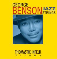 George Benson Jazz Guitar Thomastik Infeld Strings