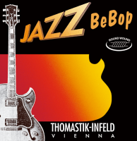 Jazz Bebop Jazz Guitar Thomastik Infeld Strings