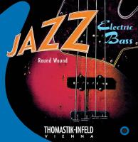 Jazz Round Wound Bass Guitar Thomastik Infeld Strings
