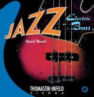 Jazz Round Wound Bass Guitar Thomastik Infeld Strings