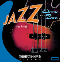 Jazz Flat Wound Bass Guitar Thomastik Infeld Strings