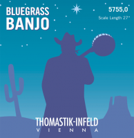 Bluegrass Banjo Thomastik Infeld Strings