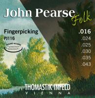 John Pearse Folk Acoustic Guitar Thomastik Infeld Strings