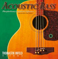 Acoustic bass Guitar Thomastik Bass Strings