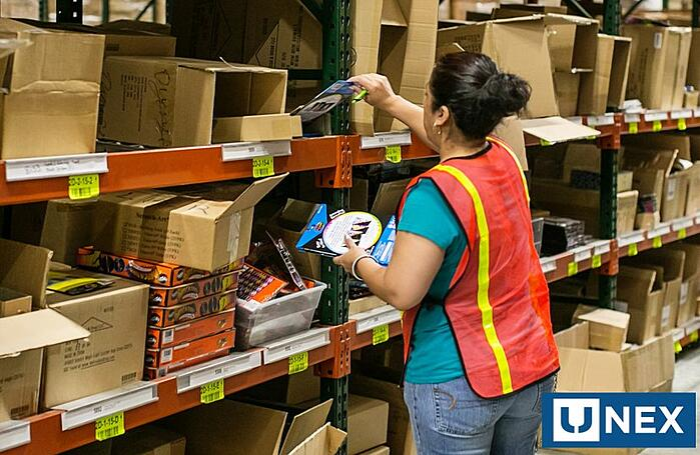E-Commerce Order Picking in a Tight Labor Market