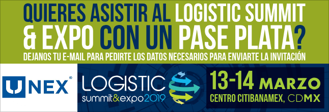 UNEX Exhibits at the Logistics Summit & Expo 2019 in Mexico