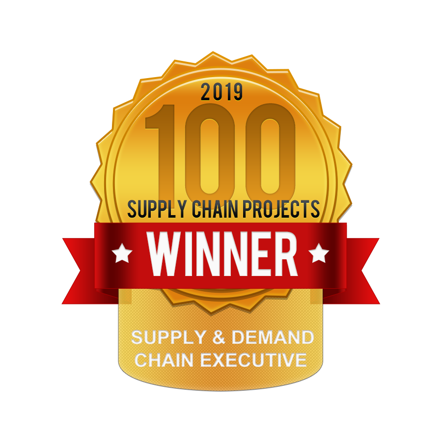 UNEX SDCE AWARD 2019 Top Supply Chain Projects