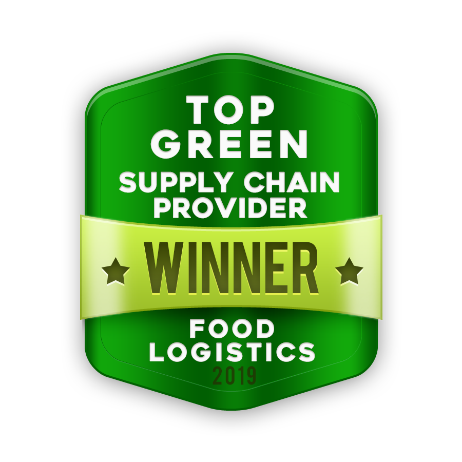 UNEX wins Top Green Supply Chain Provider for 2019