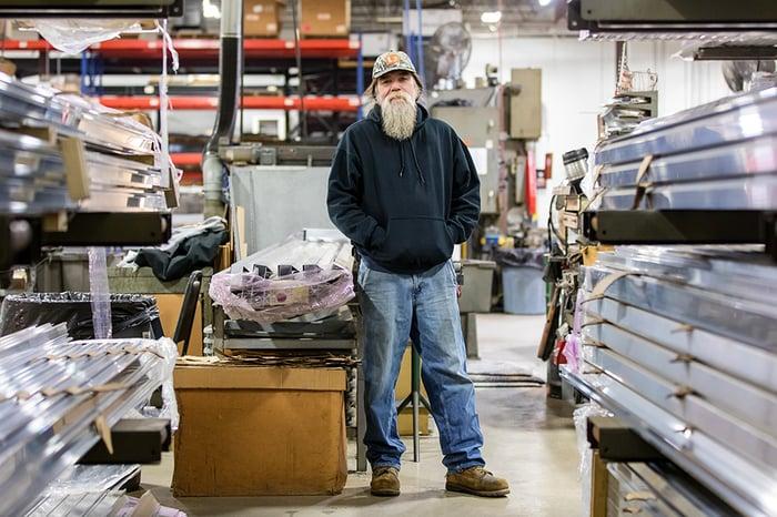 Employee Spotlight : Flip Krueger