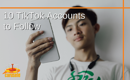 10 TikTok Accounts to Follow