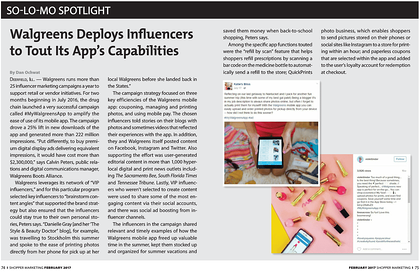How Walgreens Worked with Influencers to Drive App Downloads