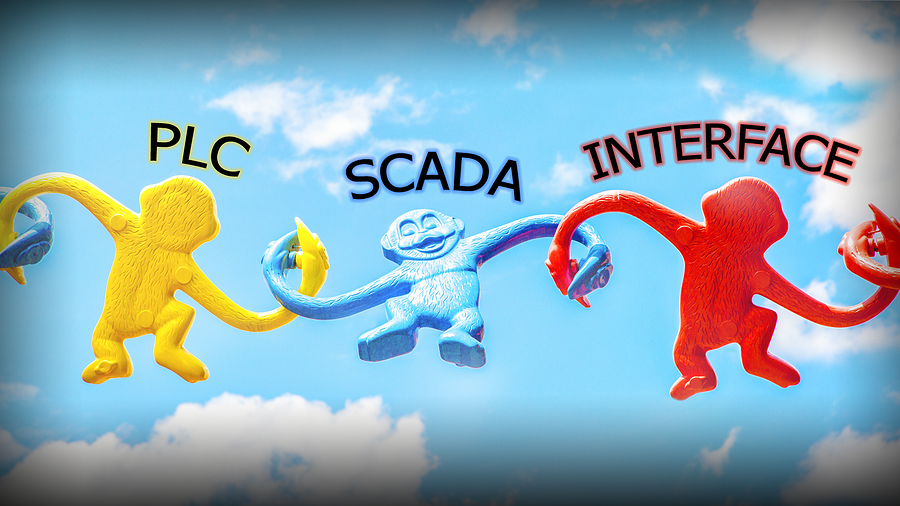 TIGA PLC SCADA Automation