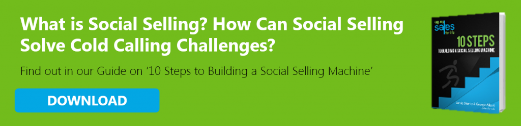 Social Selling Breakup