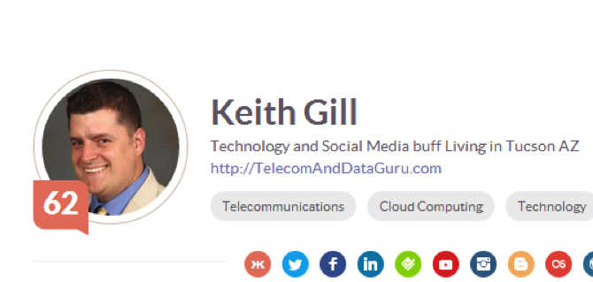 Keith Gill Klout