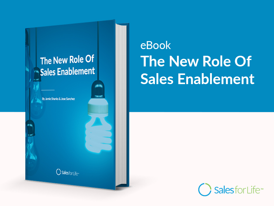 The New Role of Sales Enablement