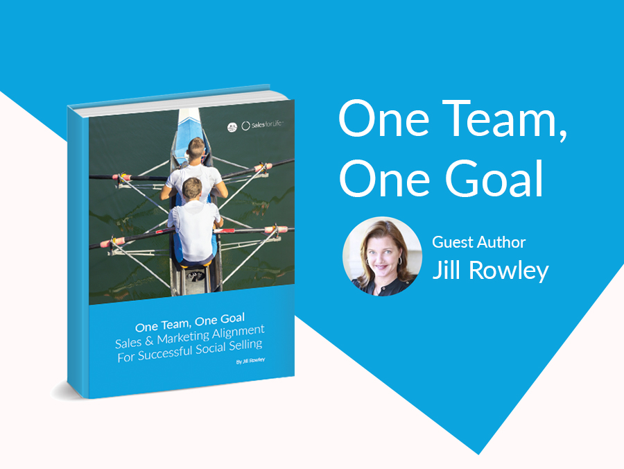 One Team One Goal Sales Marketing