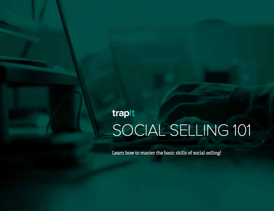 Social Selling by Trapit