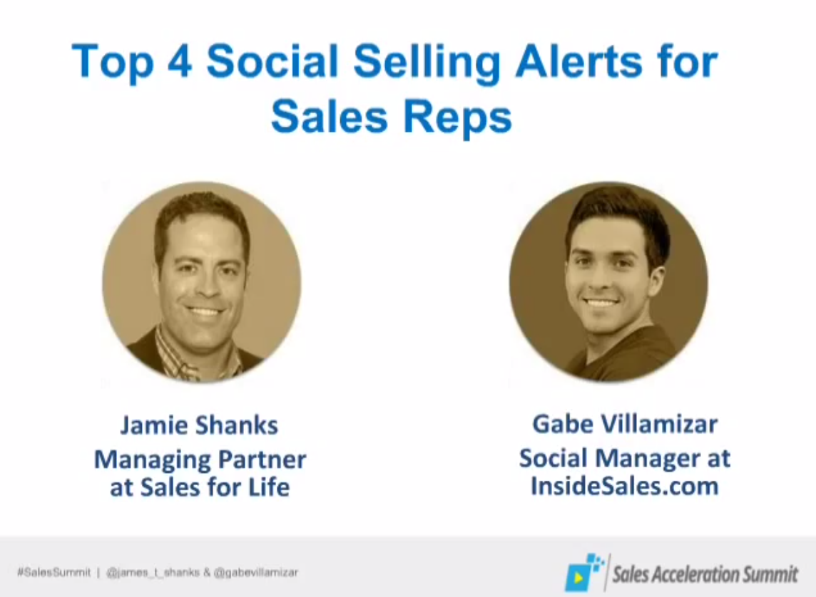 4 Quota-Busting Social Selling Alerts for Sales Reps