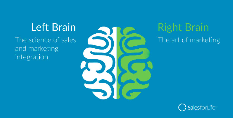 Left Brain Right Brain Smarketer