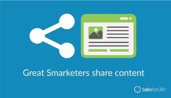 Smarters Share Content