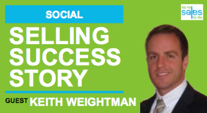 Social Selling Success Story