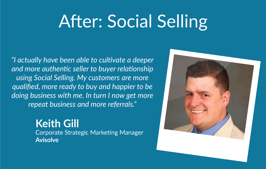 Social Selling After Keith Gill