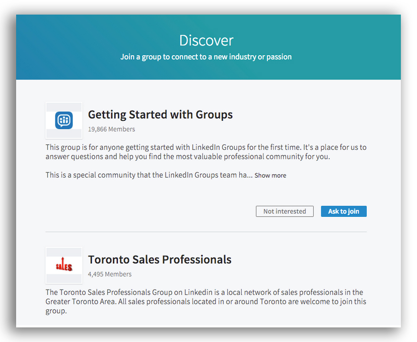 Getting Started With Group