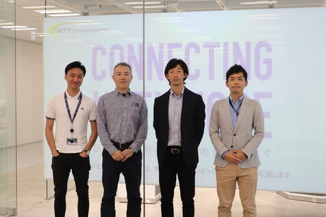 NTTコミュニケーションズの新規事業創出部門、ビジネスイノベーション推進室・デジタル改善デザイン室がOKRに取り組む理由とは?【前編】