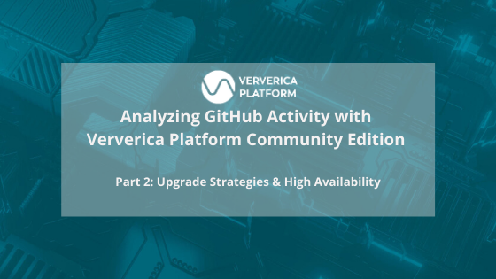 Upgrade Strategies & High Availability with Ververica Platform Community Edition
