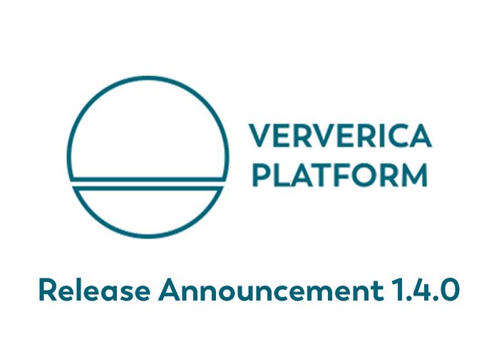 Announcing Ververica Platform 1.4.0