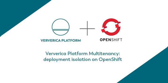 Ververica Platform, Multitenancy, OpenShift, Kubernetes, Apache Flink, stream processing