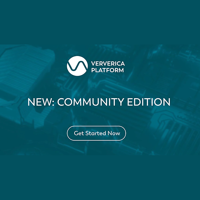 Announcing Ververica Platform Community Edition