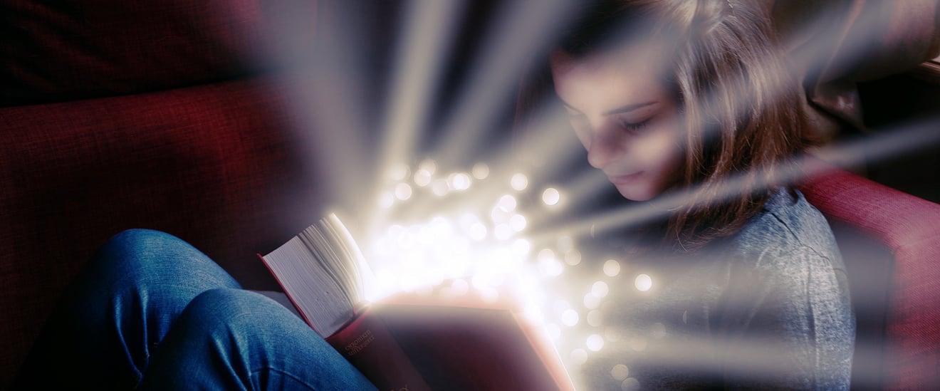 Summer Reading Radiates