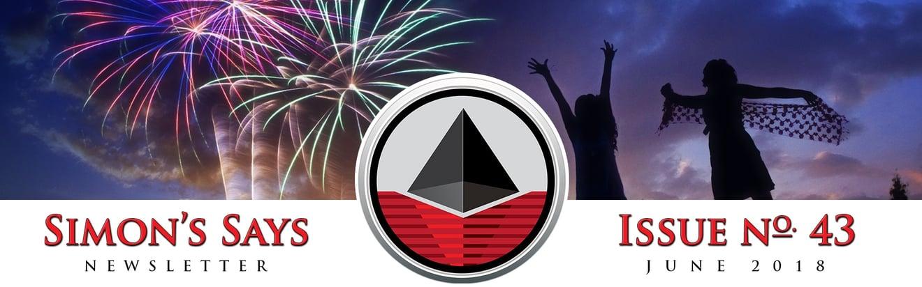 Simon's Says #43 - Celebrate the Fourth with Fireworks
