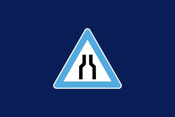 Gabelstapler Engpass vermeiden