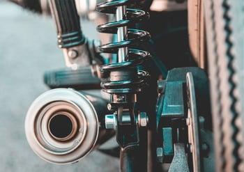 ภาพประกอบ Kawasaki exhaust pipe-1