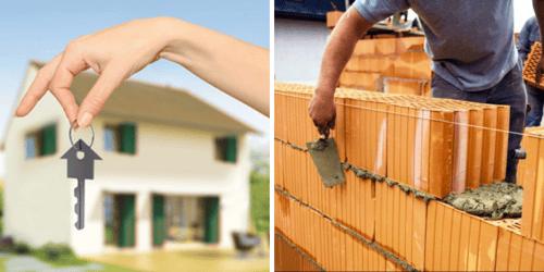 Acheter une maison ou la faire construire ?