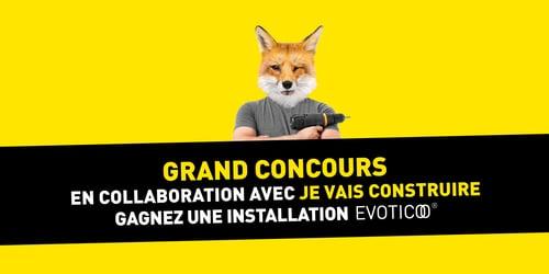 Grand concours... Gagnez une installation électrique/domotique EVOTICOO