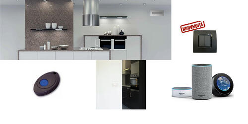 En 2019, notre maison devient ultra-intelligente grâce à l'interconnectivité de l'EVOTICOO