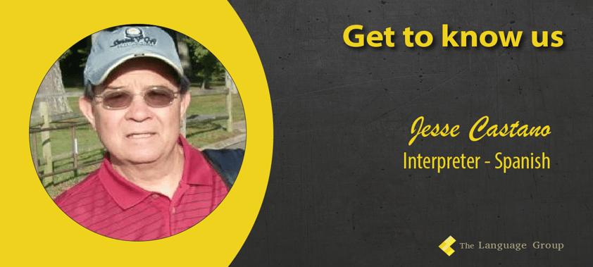 Your Team - Jesse - Interpreter